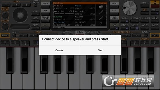 ORG 2021电子琴APP