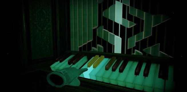 未上锁的房间5暗物质游戏