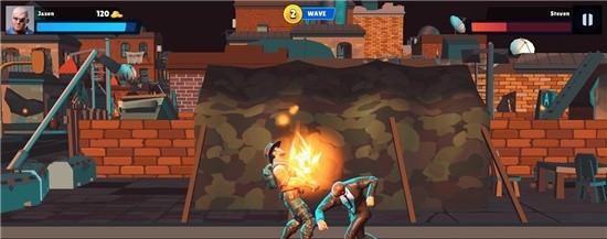 城市格斗冠军3D游戏
