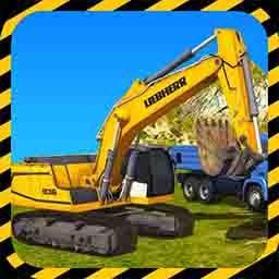 迷你校园挖掘机