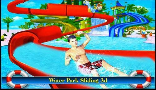 水上滑梯模拟器游戏