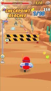 ZellyGo短跑游戏