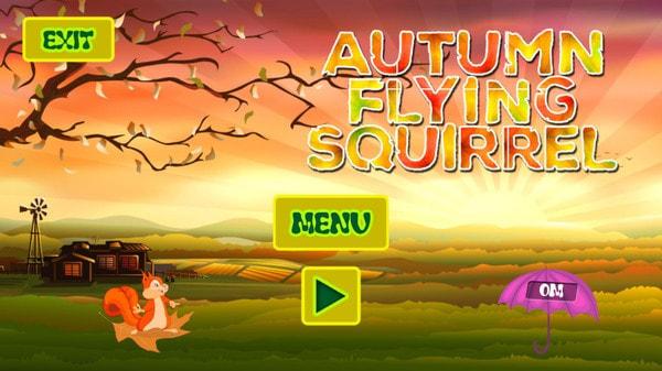 秋天的松鼠游戏