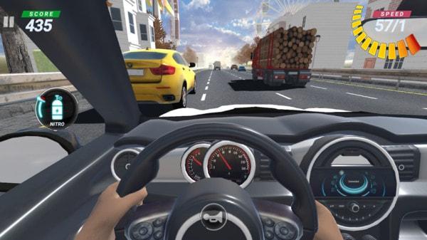 公路飙车赛游戏