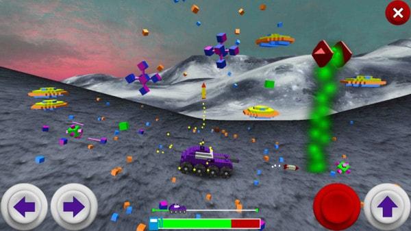工艺火星生存游戏