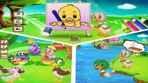 小鸭子家庭生活APP