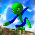 蜘蛛火柴人绳索英雄3