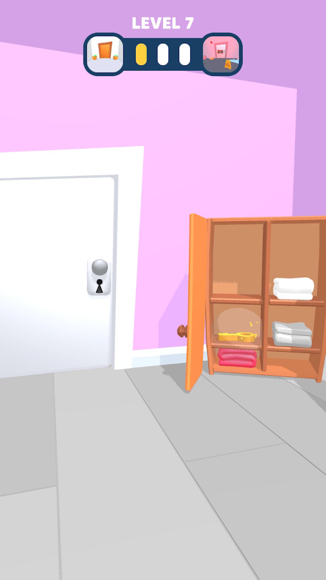 打开这扇门游戏