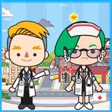 米加小镇护士