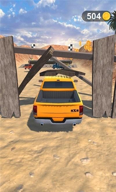 Offroad Trials Driver(图2)