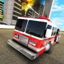 消防车城市救援 v1.0