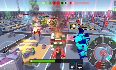 像素机器人战场(图3)