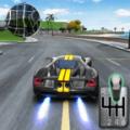 模拟加速驾驶