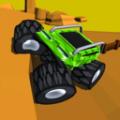 爬坡玩具车